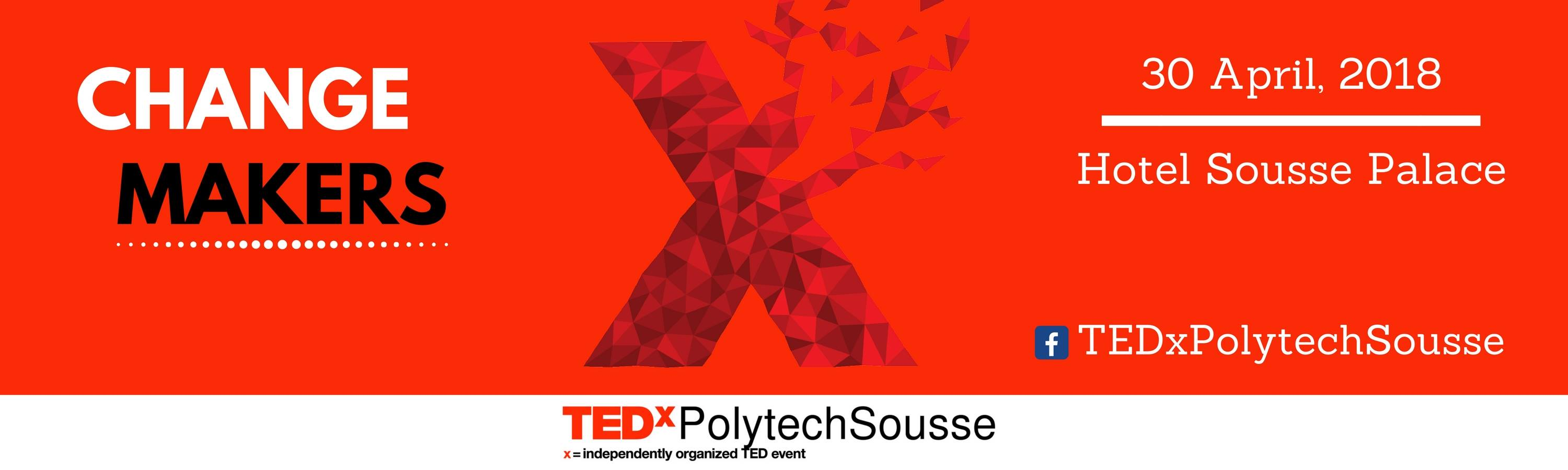 TEDxPolytechSousse